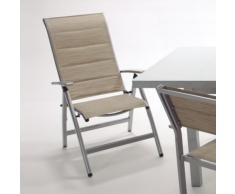 Sillon posiciones aluminio New Taha