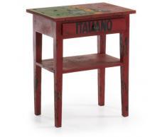 Mesa auxiliar vintage Italiano