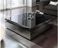 Mesa de centro elevable Raf B negro