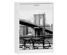 Zapatero 2 trampones Puente de Brooklyn