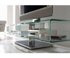 Mueble TV cristal Face
