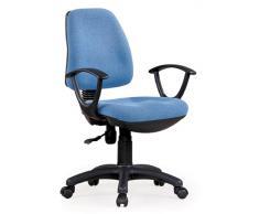 Silla operatativa ergonomica oficina
