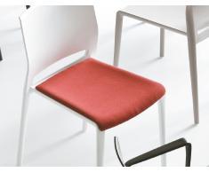 Asiento tapizado silla Niza
