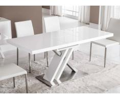 Mesa blanco extensible DT-16