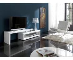Mueble tv extensible blanco TV-600