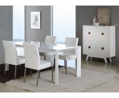 Mesa comedor blanco DT-11 200