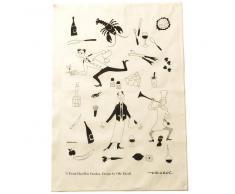 Olle Eksell Paño de cocina Bistro 50 x 70 cm