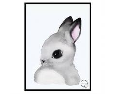 Kreativitum Póster Kids 2 conejo