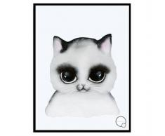 Kreativitum Póster Kids 2 gato