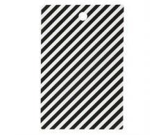 Ferm Living Tabla de cortar Ferm Living Stripe negro