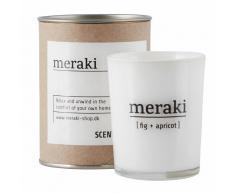 Meraki Vela perfumada Meraki, 35 horas Fig-apricot