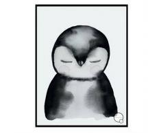 Kreativitum Póster Kids 2 pingüino
