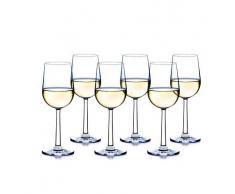 Rosendahl Copenhagen Copas de vino blanco budeos Grand Cru set de 6