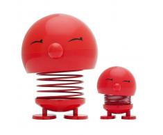 Hoptimist Figura decorativa Bimble, rojo pequeña
