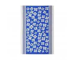 Almedahls Paño de cocina Belle Amie azul 47 x 70 cm