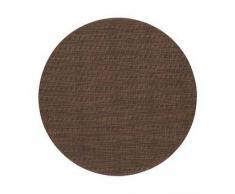 Dixie Mantel individual redondo Sture cobre