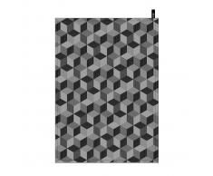 By May Paño de cocina Polygon graphite (gris)