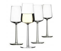Iittala Set de 4 copas de vino blanco Essence set de 4