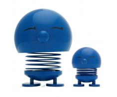Hoptimist Figura decorativa Bimble, azul pequeña