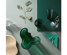 Iittala Jarrón Alvar Aalto verde esmeralda 120 mm