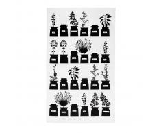 Almedahls Paño de cocina Persons Kryddskåp Black Edition 47 x 70 cm