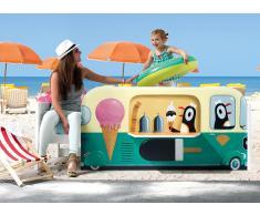 Cama Infantil Ice Cream