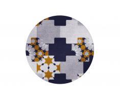 Alfombra de lana Mosaico III