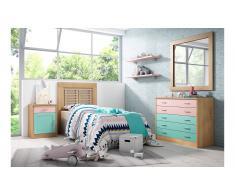 Dormitorio infantil Rusel