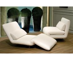 Sofa cama piel Le Vele