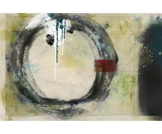 Cuadro Abstracto sobre lienzo Ref. 35
