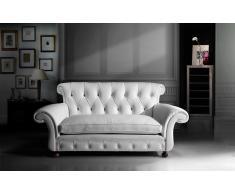 Sofa moderno piel Central Perk