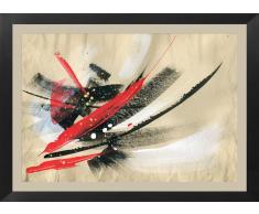 Cuadro Abstracto sobre lienzo Ref. 64