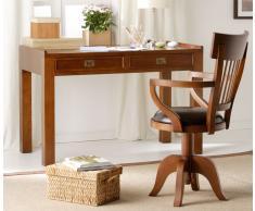 Mesa de escritorio colonial Zen