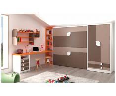 Dormitorio juvenil Sahara