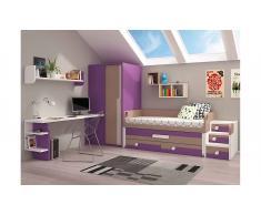 Dormitorio juvenil Naomi