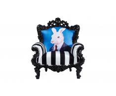 Butaca vintage Mink Mr. Rabbit