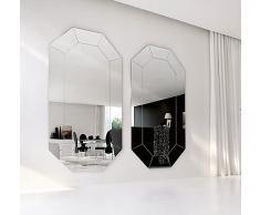 Espejo Moderno Eretewi Tonin Casa
