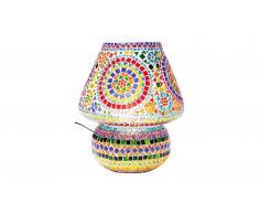 Lámpara de mesa Mosaic Colore 33 cm