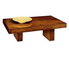 Mesa de madera clásica Cantay