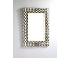 Espejo moderno cadenas
