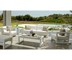 Sofa de jardin Keda