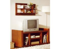 Mueble tv con ruedas Colonial Senegal
