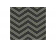 Rollo de papel pintado rayas geométricas