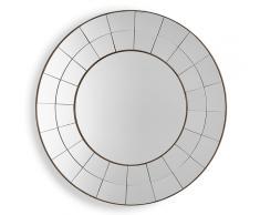 Espejo antiguo compra barato espejos antiguos online en for Espejo redondo vintage