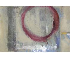 Cuadro Abstracto sobre lienzo Ref. 34