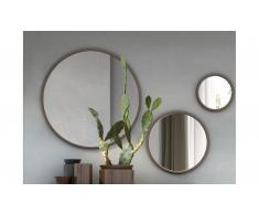 Espejo redondo moderno Loft