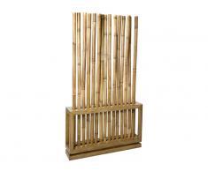 Biombo de bambú Ios