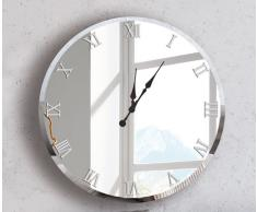 Reloj decorativo redondo Casual