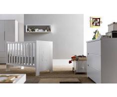 Dormitorio Infantil Little Bear white