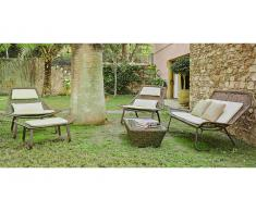 Conjunto Salon Jardin Torino